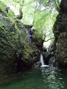 20140816 20140816 P8160196 228x304 Canyoning in Church Beck