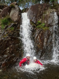 20150805 P8050219 228x304 Gorge scrambling in Stickle Ghyll, Langdale